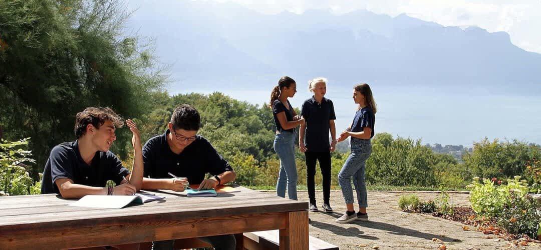Chantemerle-Privatschule Schweiz