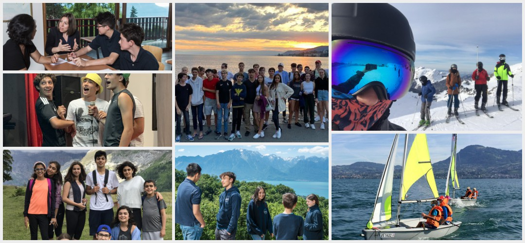study abroad, gap year, language immersion French, English